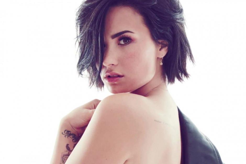 Demi Lovato acaba de romper su relación con Wilder Walderrama. (Foto: vistazo.com)