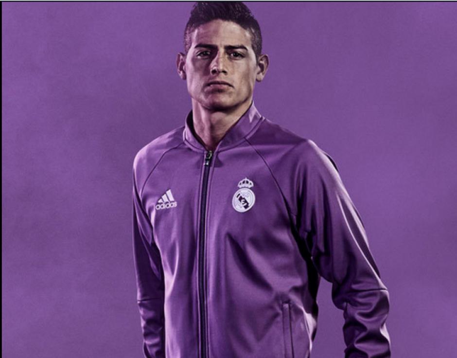 La sudadera tiene un precio de 800 quetzales según se ve en la página del Real Madrid. (Foto: Marca)