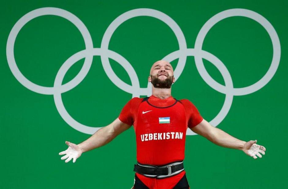 En Londres 2012, Nurudinov obtuvo el cuarto puesto. (Foto: EFE)