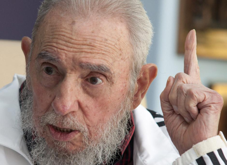 Fidel Castro empezó a ser investigado desde que lideró la revolución cubana