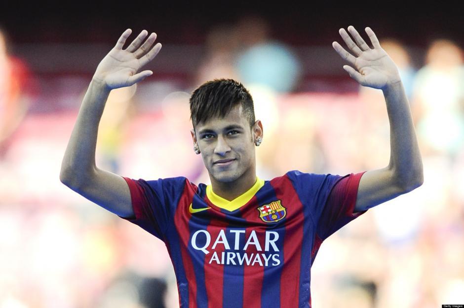 Neymar podría dejar Barcelona y partir hacia Manchester. (Foto: Twitter)