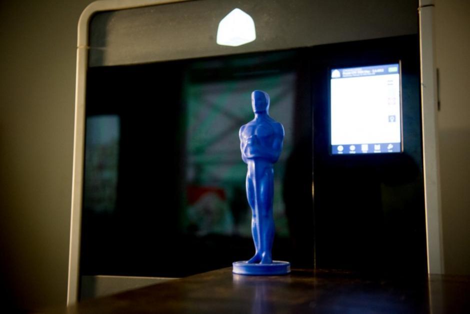 Se imprimió un molde especial en 3D.