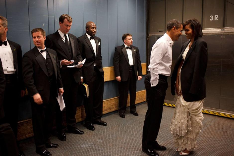 El presidente Barack Obama junto a su esposa Michelle Obama. (Foto: Pete Souza/ La Casa Blanca)