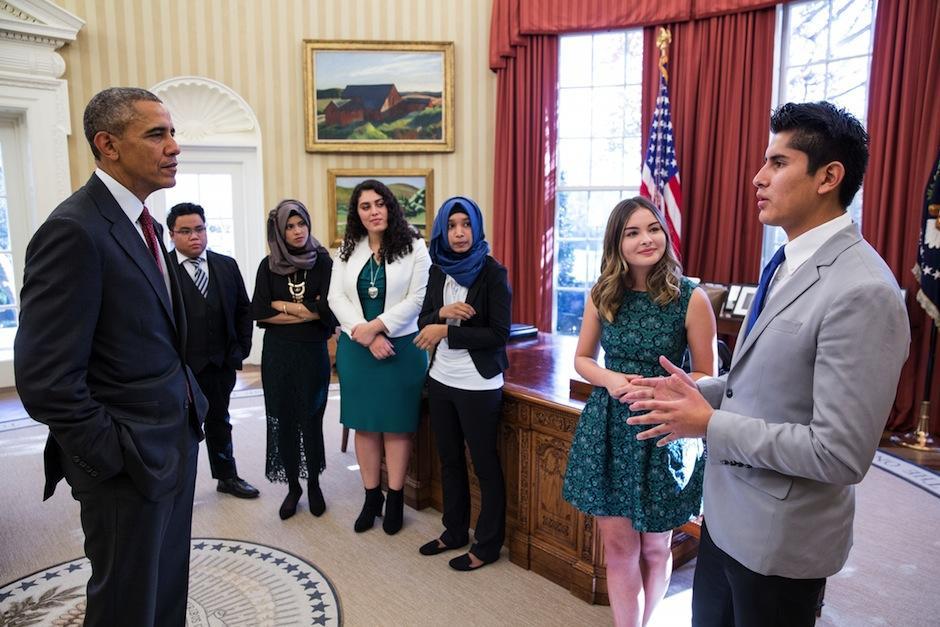 El evento se llevará a cabo el 23 y 24 de junio de 2016. (Foto: whitehouse.gov)