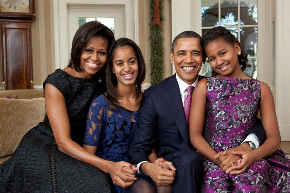 La familia Obama volverá al normalidad luego que Barack Obama finalice su periodo. (Foto: Pete Souza/ La Casa Blanca)