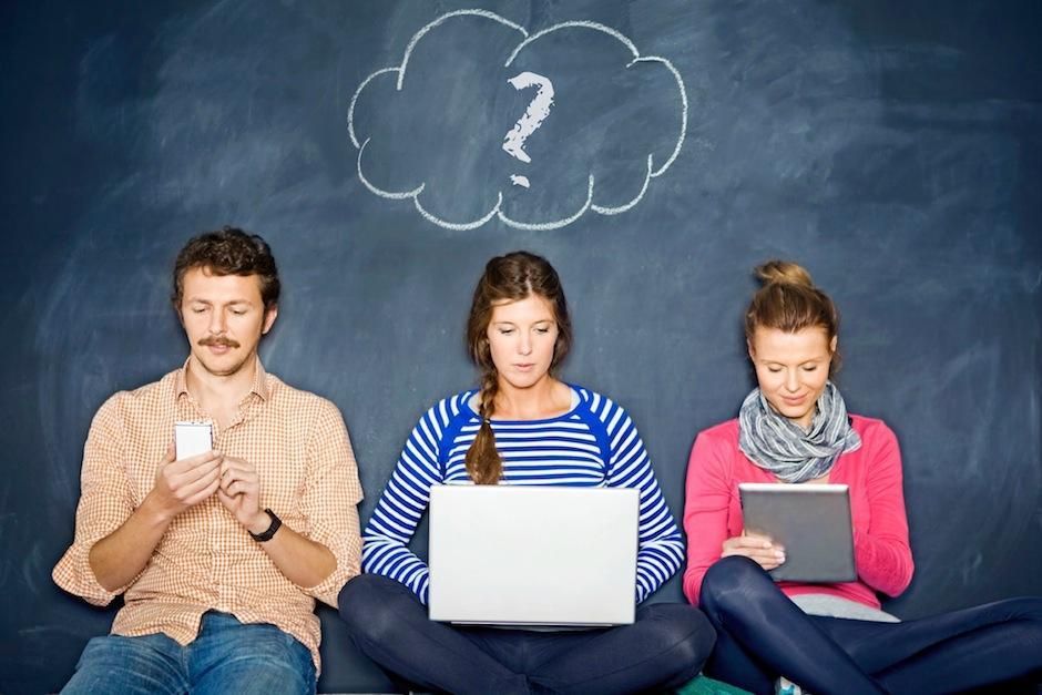 No te mortifiques, traza como máximo 2 objetivos para cumplirlos. (Foto: virtualvocations.com)