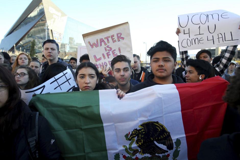 Los universitarios hijos de inmigrantes tienen temor de ser deportados. (Foto: Periódico Noroeste)