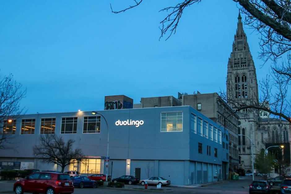 El equipo de Duolingo se muda a nuevas oficinas. (Foto: Luis von Ahn/Facebook)
