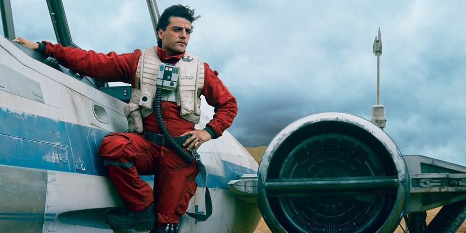 El guatemalteco Oscar Isaac interpreta al líder de la resistencia en la séptima entrega de la saga Star Wars. (Foto:screenrant.com)
