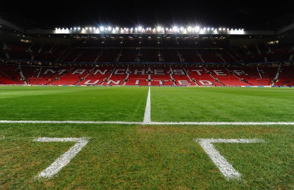 """""""El Teatro de los Sueños"""" es la casa del Manchester United y ha sido escenario de momentos históricos. (Foto: López Dóriga Digital)"""