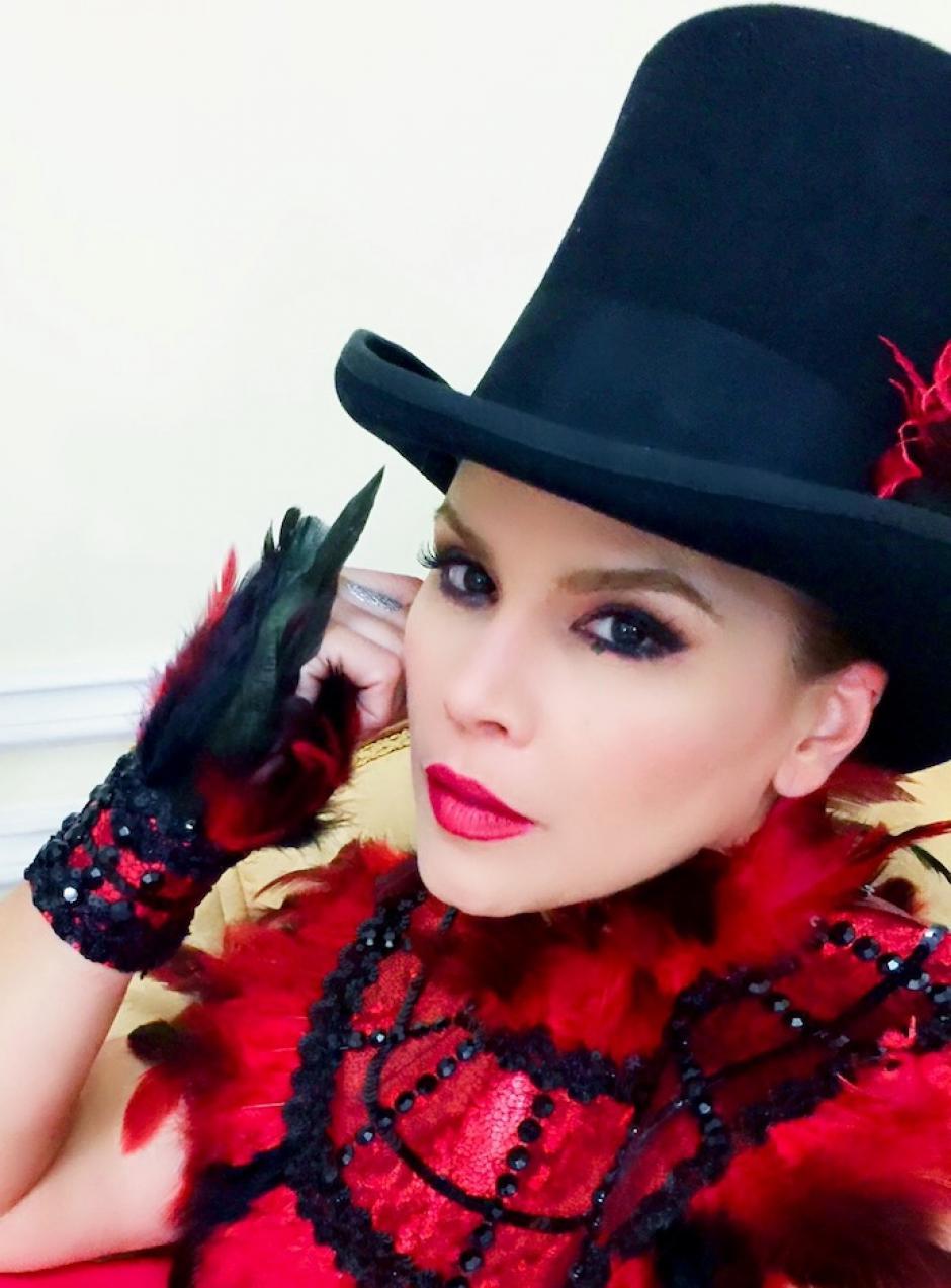 La promesa de la artista para su show es: bailar, bailar y bailar. (Foto: Olga Tañón)