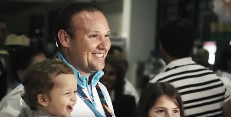 Hoy más que nunca es momento de apoyar a nuestros atletas. (Foto: Youtube)