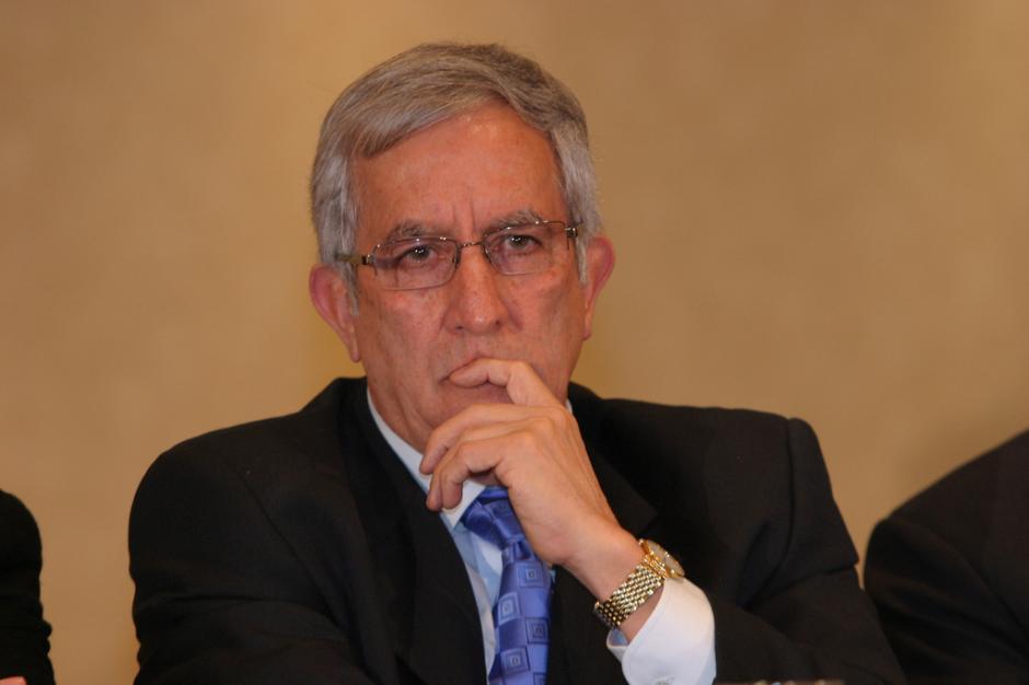 El diputado Oliverio García Rodas presentó la propuesta. (Foto: Archivo/Soy502)