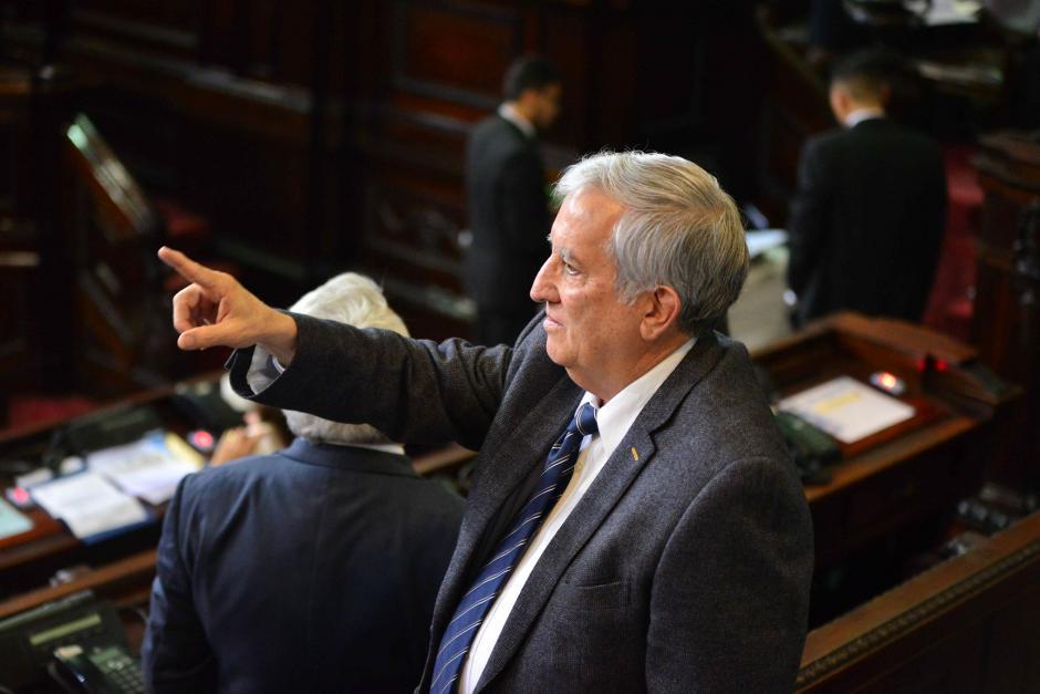 García Rodas contaba con los votos para ser electo este martes. (Foto: Archivo/Soy502)