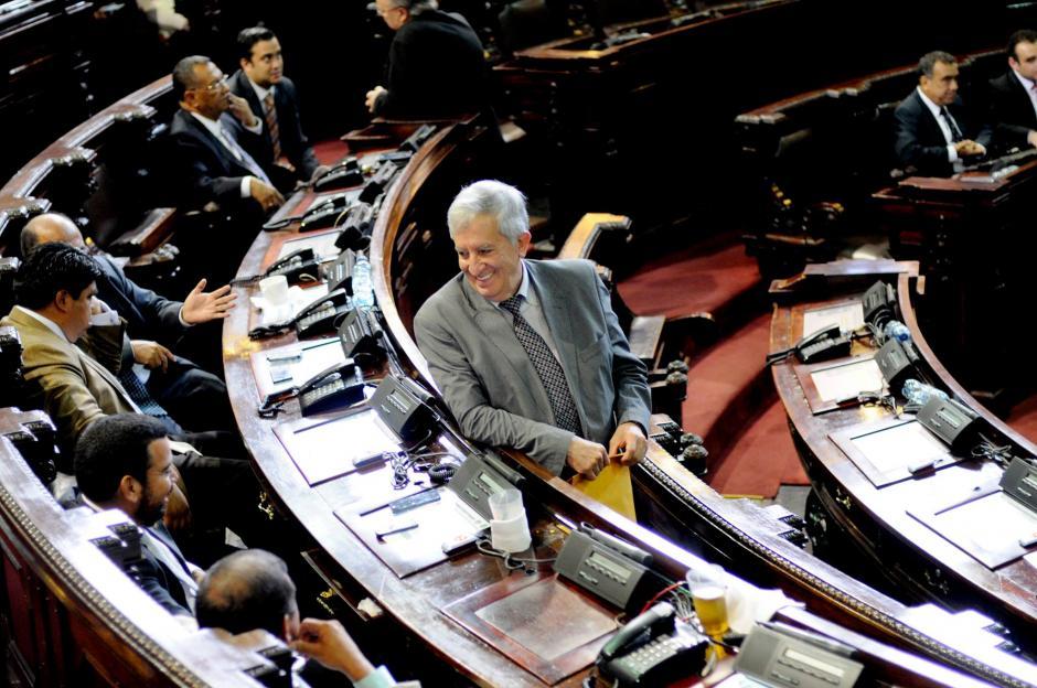 En 2015 fue candidato a reemplazar a Baldetti en la vicepresidencia. (Foto: Archivo/Soy502)