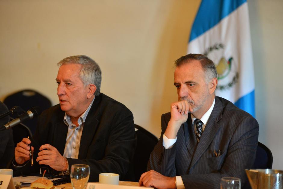 García Rodas se ha encargado de trabajar las iniciativas relacionadas al fortalecimiento judicial. (Foto: Archivo/Soy502)