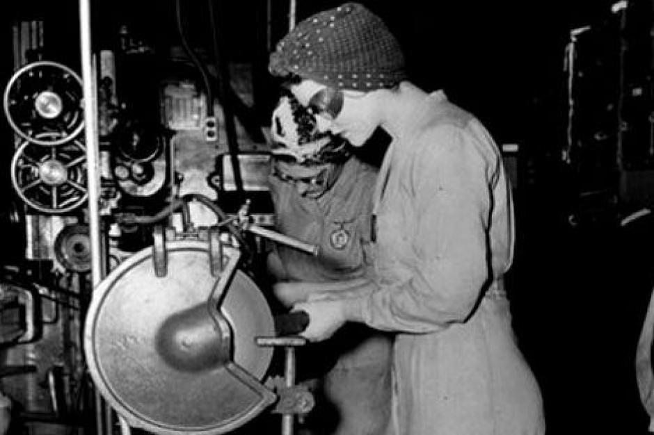 """Todo inició con la canción """"Rosie the Riveter"""" que hablaba de una trabajadora que realizaba labores masculinas. (Foto: omaha.com)"""