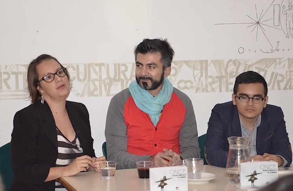 El libro ha sidolanzado por editorial Alas de Barrilete. (Foto: Selene Mejía/Soy502)