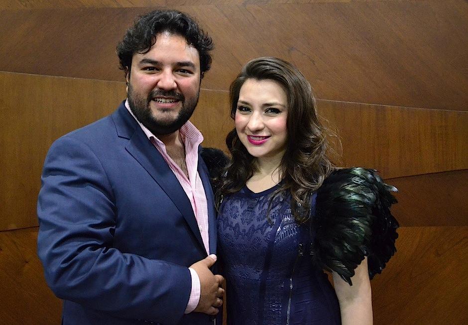 Ambos invitan a los guatemaltecos a ser parte de esta ópera. (Foto: Archivo/Soy502)