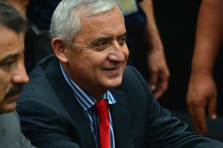 El mandatario Otto Pérez Molina renunció al cargo la noche del 2 de septiembre de 2015. (Foto: Wilder López/Soy502)