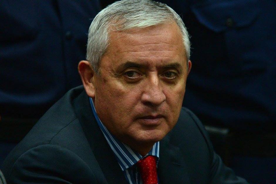 El mandatario se presentó ante la justicia para evitar ser capturado. (Foto: Wilder López/Soy502)