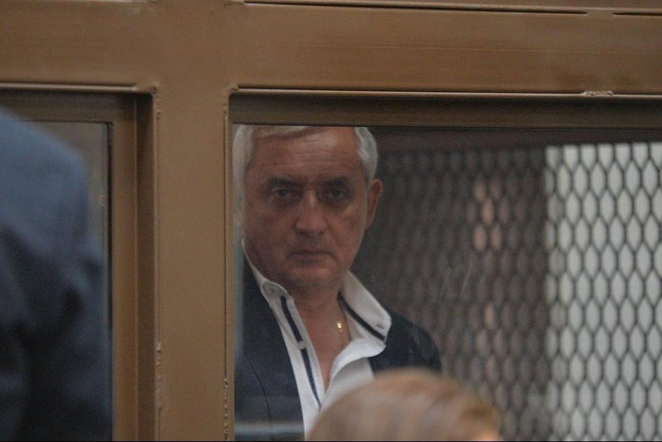 Otto Pérez Molina debe presentarse el lunes 10 de octubre para la audiencia de etapa intermedia del caso La Línea. (Foto: Archivo/Soy502)