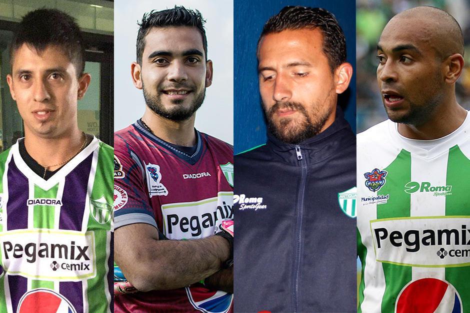 Cuatro jugadores de Antigua GHFC fueron sancionados por dopaje demandaron al Comité de Regularización. (Foto: Soy502)