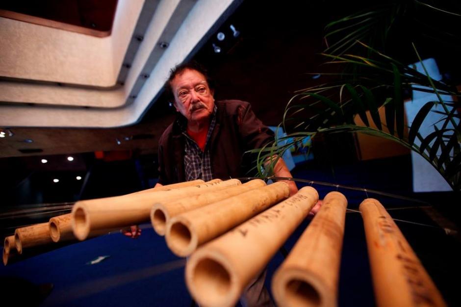 Orellana presentará tres de sus obras emblemáticas. (Foto: MCD)