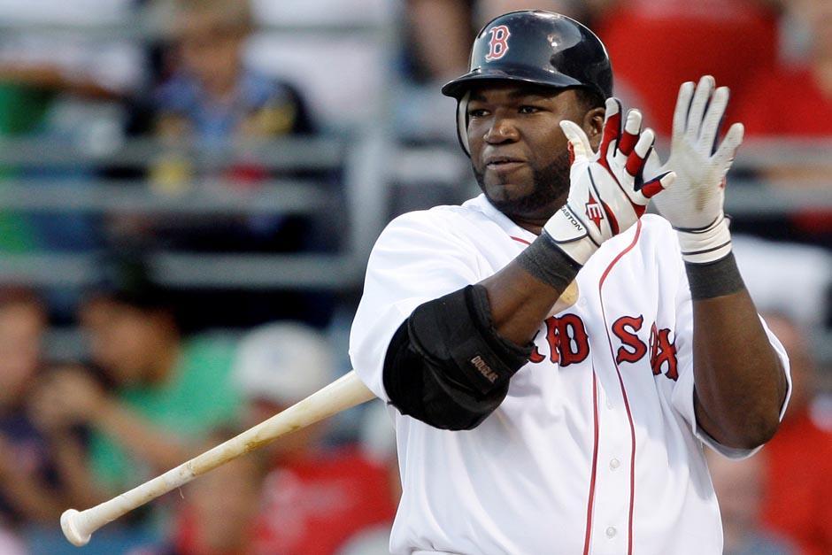 El dominicano David Ortiz estará al menos una temporada más con los Red Sox