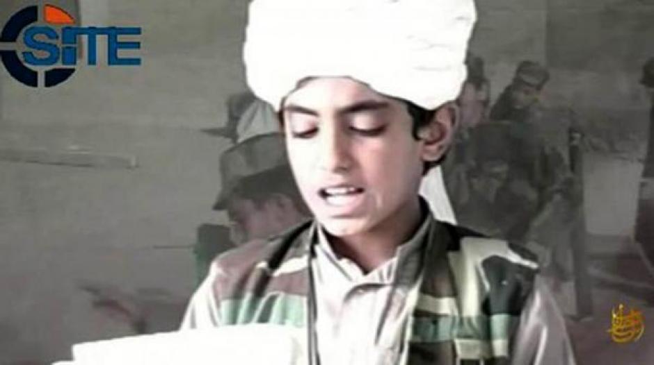 Hamza bin Laden podría estar planeando atentados terroristas en el Reino Unido y Europa. (Foto: Infobae)