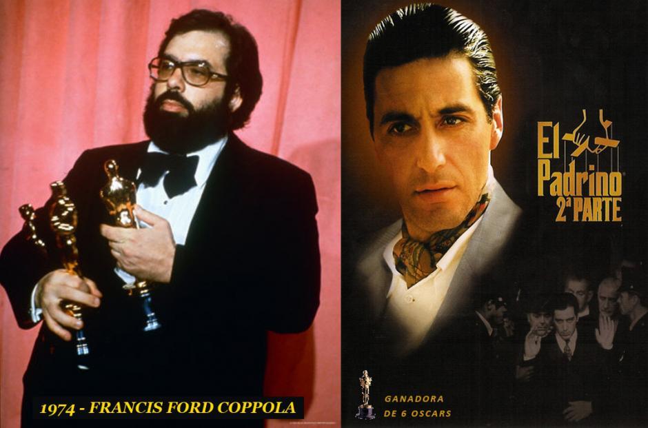 Francis Ford Coppola dirigió El Padrino, una de las películas más importantes del séptimo arte. (Foto: Mubis)
