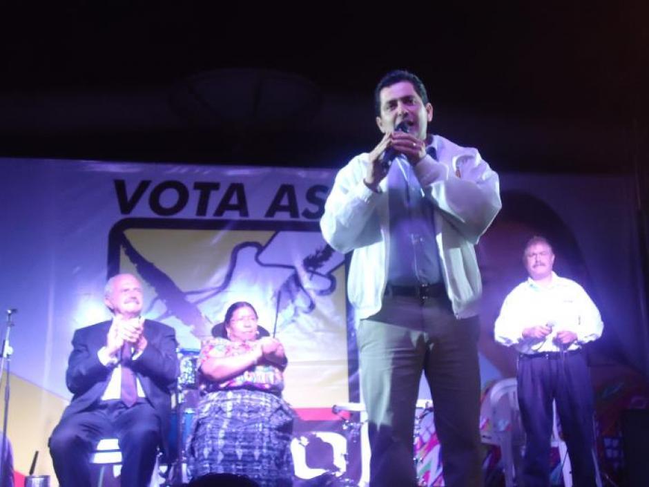 Chinchilla es diputado desde 2012 con el partido Creo. (Foto: Oscar Chinchilla/Facebook)