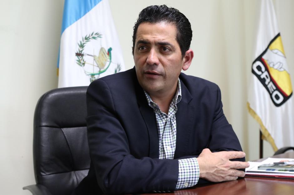 Chinchilla ha ocupado cargos en el gobierno central, Municipalidad de Guatemala y el Congreso. (Foto: Alejandro Balán/Soy502)