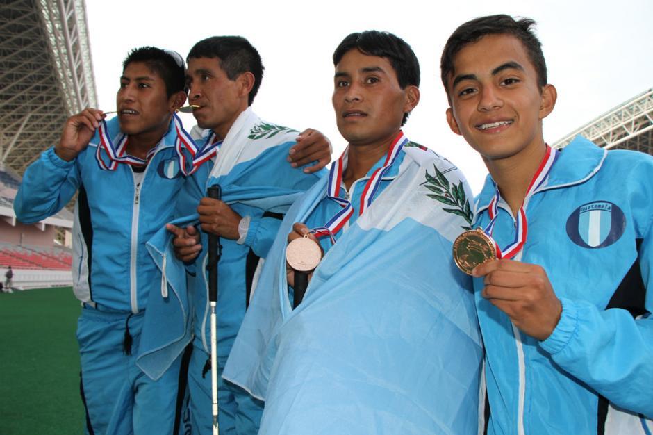 En los Juegos Parapanamericanos de Costa Rica Raxón estuvo en el podio. (Foto: CDAG)