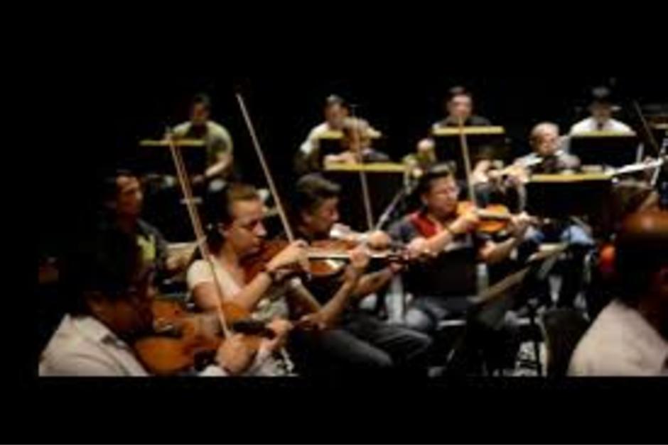 El tributo sinfónico que sorprendió a los guatemaltecos. (Foto: Youtube)