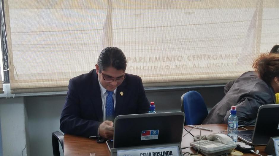 Sánchez fue financista de campaña del FCN. (Foto: José Miguel Castañeda/Soy502)