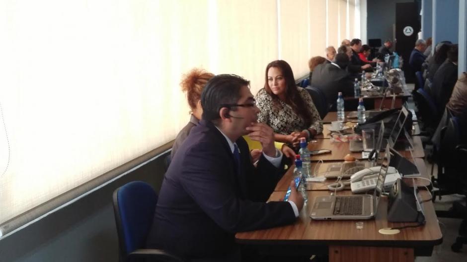 La carrera política de Othmar Sánchez ha estado ligada a la de Jimmy Morales. (Foto: José Miguel Castañeda/Soy502)