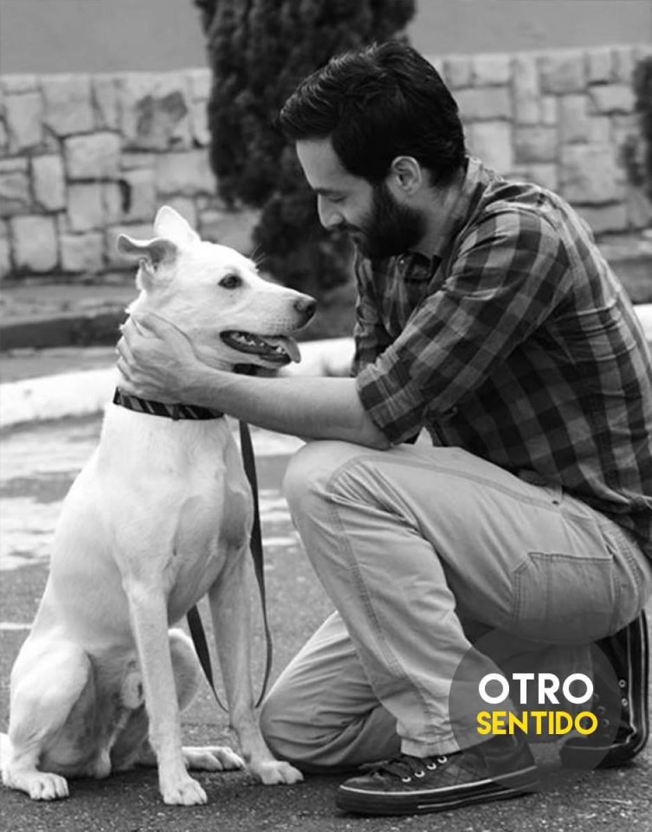 Esta es la historia de amistad con Lucho el Chucho. (Foto: Otro Sentido)