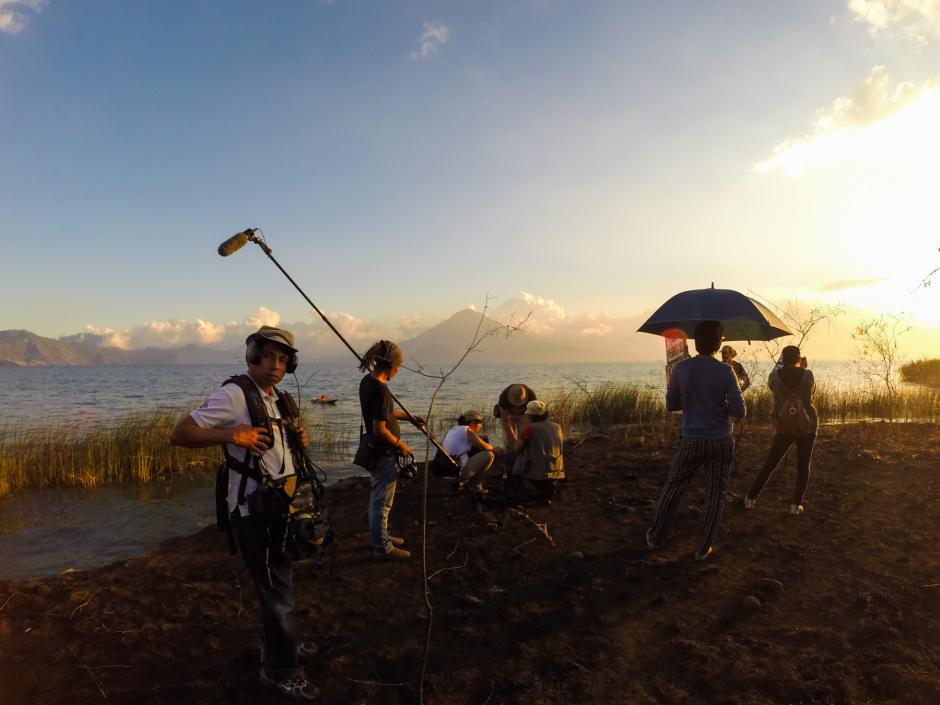 El lago de Atitlan es escenario de esta producción guatemalteca. (Foto: Otros 4 litros)