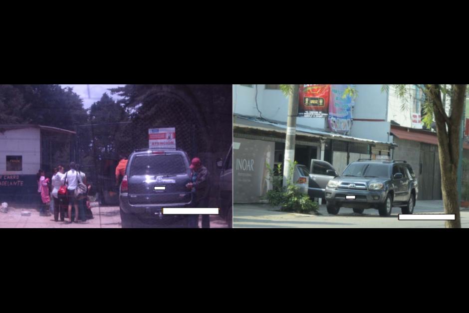 Los vehículos vinculados a Byron Lima son más de 30 pero no todos quedaron embargados. (Foto: CICIG)