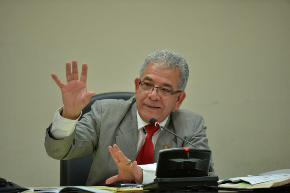 Sin embargo, el juez Miguel Ángel Gálvez decidió no modificarlos. (Foto: Wilder López/Soy502)