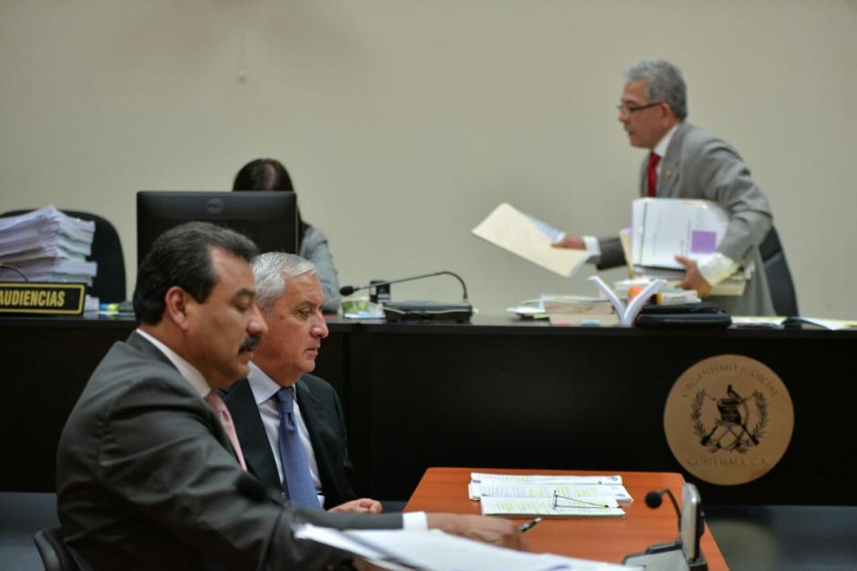 Al resolverse esta audiencia, la etapa intermedia del caso La Línea puede reanudarse. (Foto: Wilder López/Soy502)