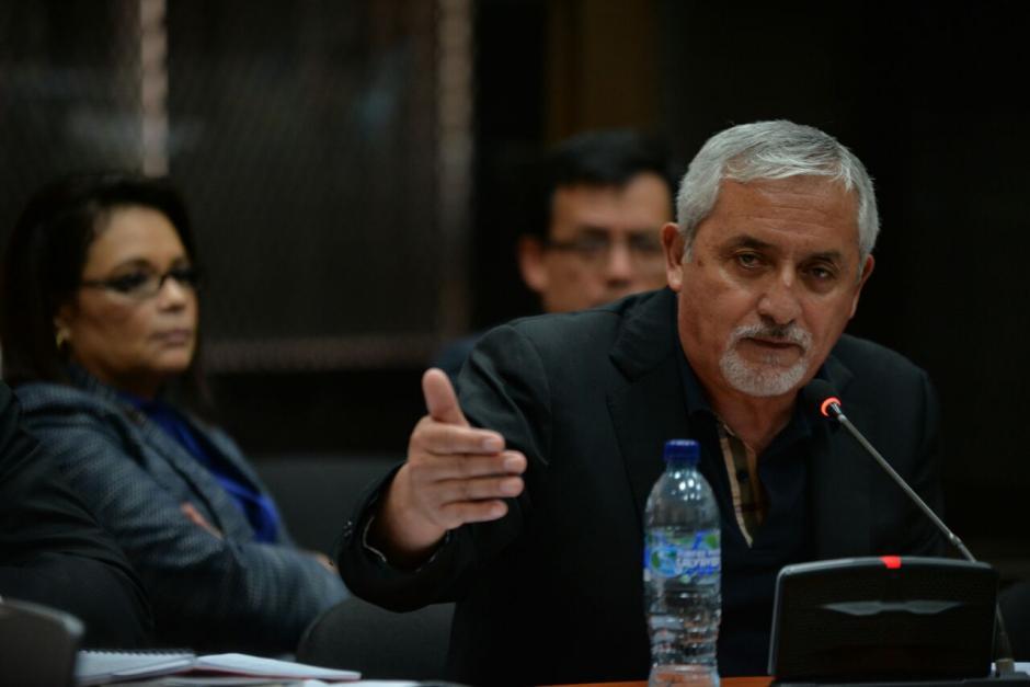 La defensa del expresidente Otto Pérez Molina intentó recusar al juez Gálvez para sacarlo del proceso. (Foto: Wilder López/Soy502)
