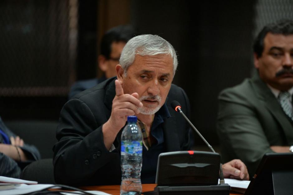Sin embargo, Gálvez rechazó los argumentos tanto del abogado defensor como de Otto Pérez. (Foto: Wilder López/Soy502)