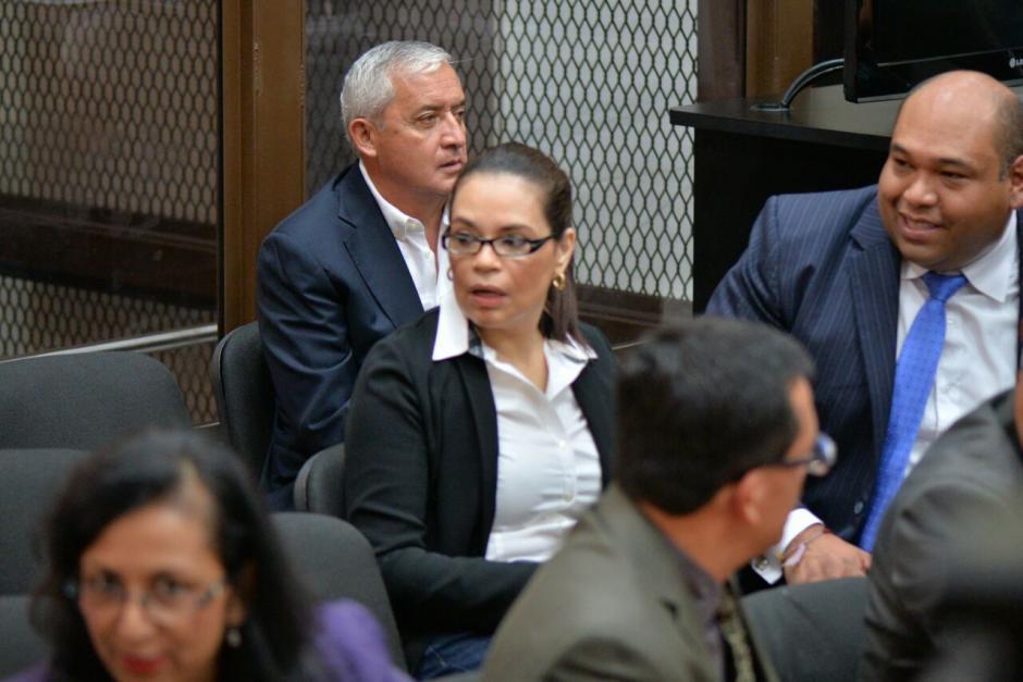 Pérez está acusado de lavado de dinero entre otros delitos. (Foto: Wilder López/Soy502)
