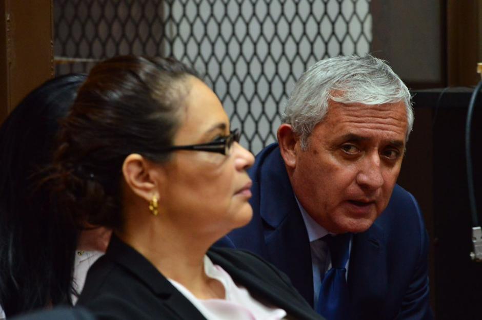 El abogado de Otto Pérez señala que Gálvez olvidó aceptar o rechazar una audiencia de revisión de medidas. (Foto: Jesús Alfonso/Soy502)