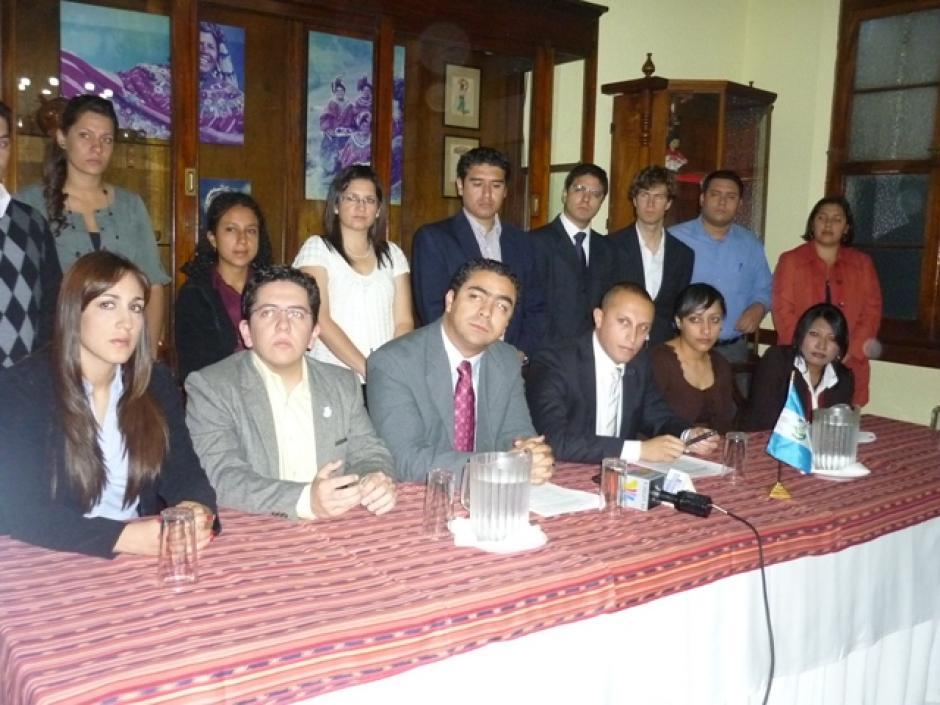 jóvenes guatemala