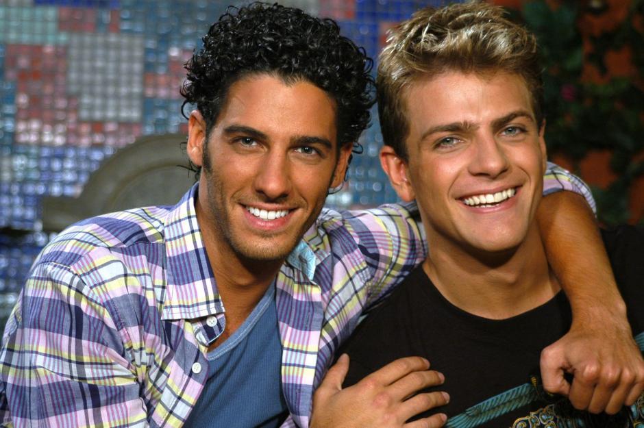 """En 2005, participó junto a Erick Elías (izquierda) en la telenovela """"El cuerpo del deseo"""" (Foto: tustelenovelasonline.com)"""