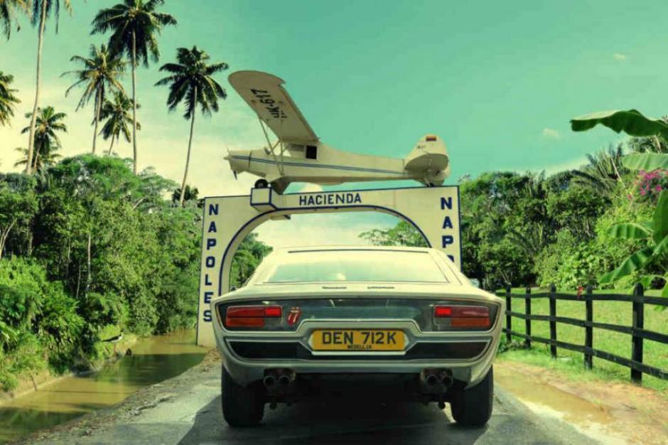 Autos de lujo eran parte de la colección del Capo. (Foto: El Heraldo)
