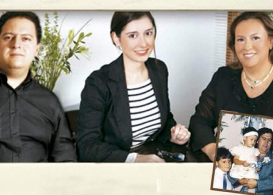 La esposa y los dos hijos de Pablo Escobar en la actualidad. (Foto: El Heraldo)